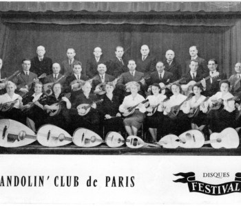 Mandolin' Club de Paris
