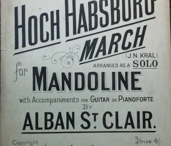 Hoch Habsburg - J. N. Krol