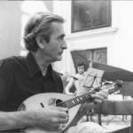 Giuseppe Anedda mit Calace Mandoline