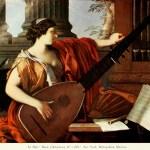 La Hyre : Music (chitarrone)