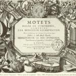 """Marc-Antoine Charpentier : """"Motets melez de symphonie""""."""
