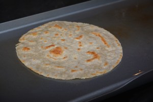 gluten free potato flour tortilla