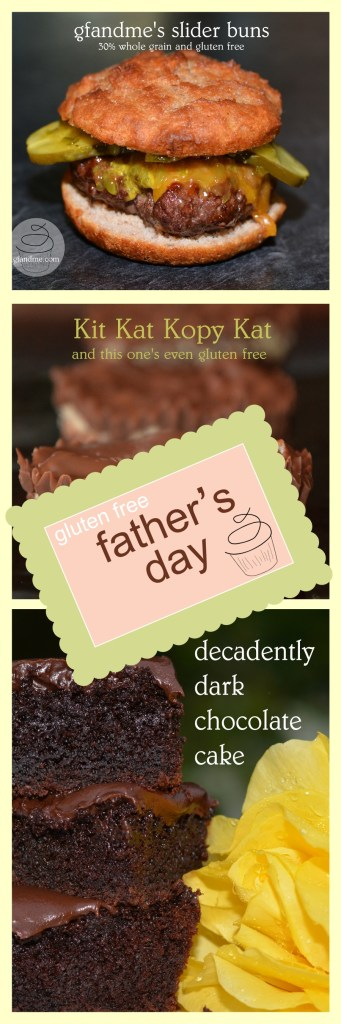 gluten free father's day recipe round-up