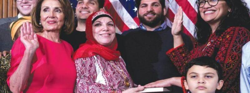 ADL asks congresswoman to explain photo with figure who praised Hezbollah terrorist group