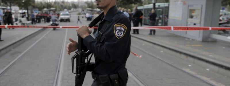 Female 16-year old terrorist killed after attempting to stab guard near Jerusalem