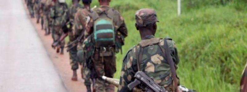 Islamic leader slain in east Congo after attacks killied more than 10 people