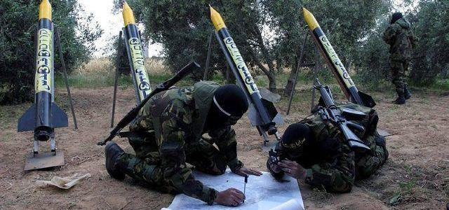 Iran says that Hamas is targeting Iron Dome sites and airports