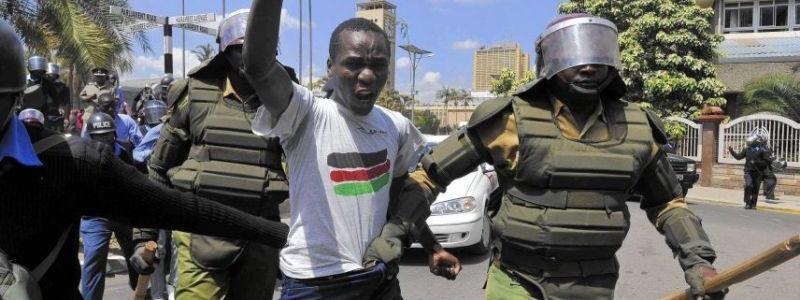 Home-grown terrorism is a huge threat for Kenya
