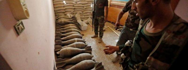 ISIS bomb maker passes away while manufacturing explosives in Diyala