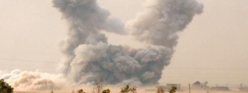 ISIS car bomb south of Mosul breaks the post-ISIS calm