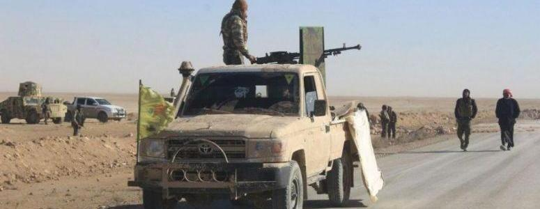 ISIS fails to retake strategic town in east Deir Ezzor