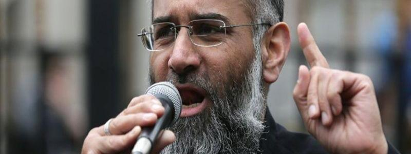 ISIS promoter Anjem Choudary to take UK's 1st anti-extremism course