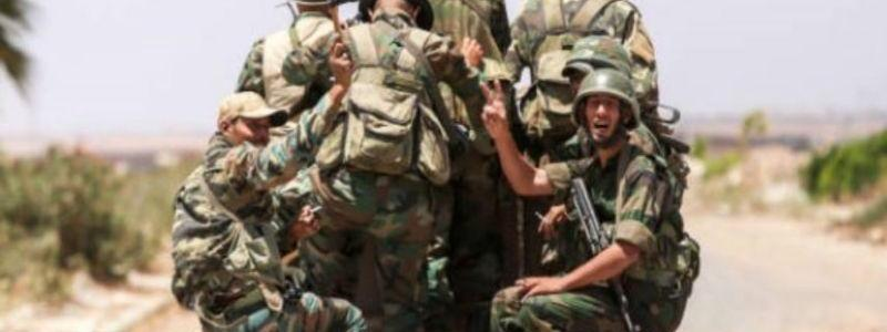 ISIS retreats from more key points in the deserts of Sweida