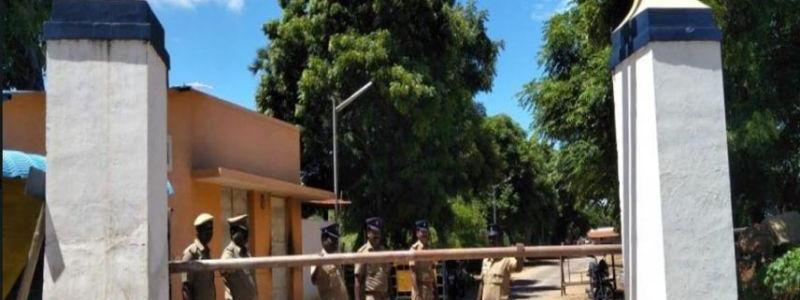 ISIS terrorists are planning to attack the Cuddalore Central Jail