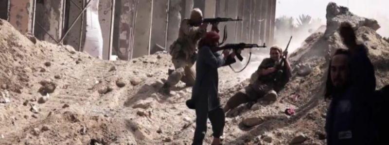 ISIS terrorists killed six SDF fighters in Deir Ezzor