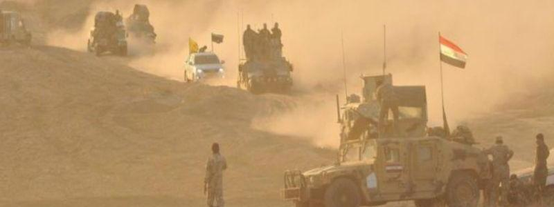 Iraqi army destroys six Islamic State tunnels in Salahuddin