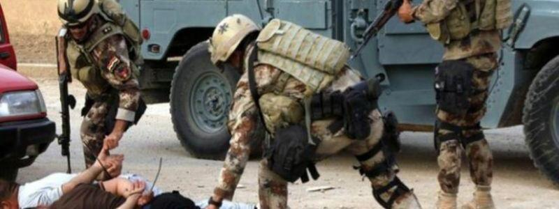 Iraqi security forces detained at least 27 Islamic State terrorists in Mosul