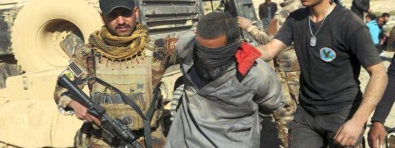 Islamic State leader arrested southwest of Kirkuk