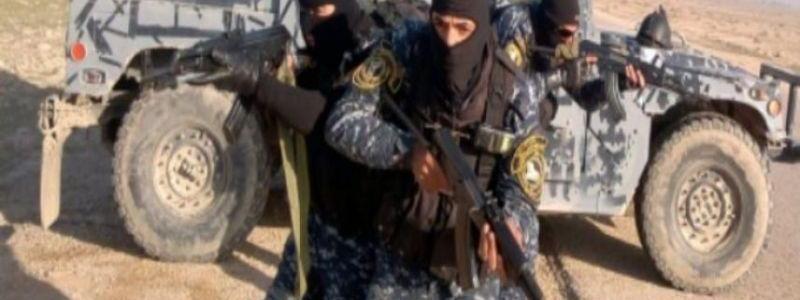 Islamic State terrorists kill two Iraqi policemen in Mosul