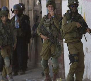 LLL - GFATF - Israeli security forces detain terrorist who killed two soldiers near Givat Asaf