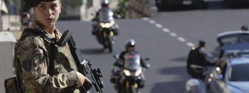 Italian convert to Islam held on inciting terror charge