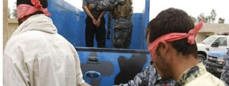 Six Islamic State terrorists arrested in refugee camps south of Fallujah