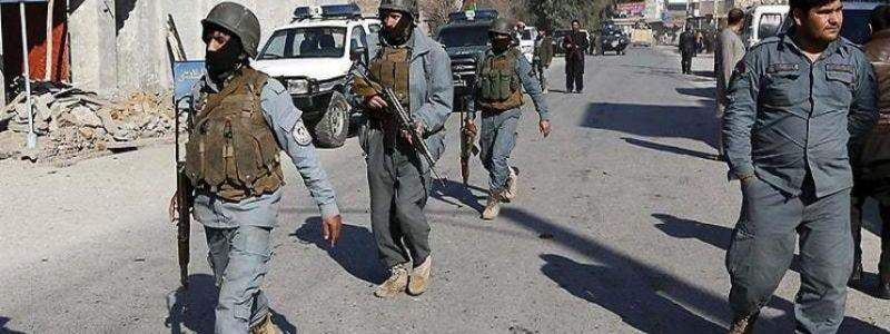 Taliban attack killed 13 police officers in Afghanistan