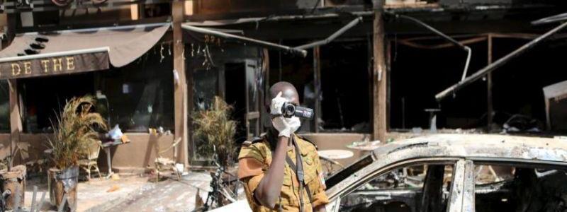Terrorism threatens to destabilize Burkina Faso and its neighbors