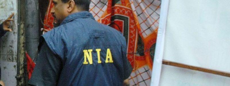 The National Investigation Agency arrest four suspects over ISIS links