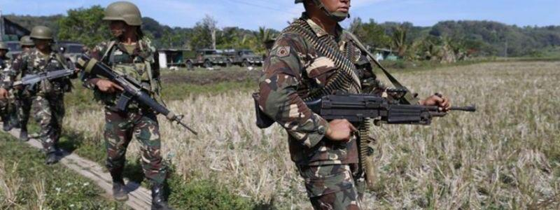 Three Philippine soldiers hurt in encounter with terrorists