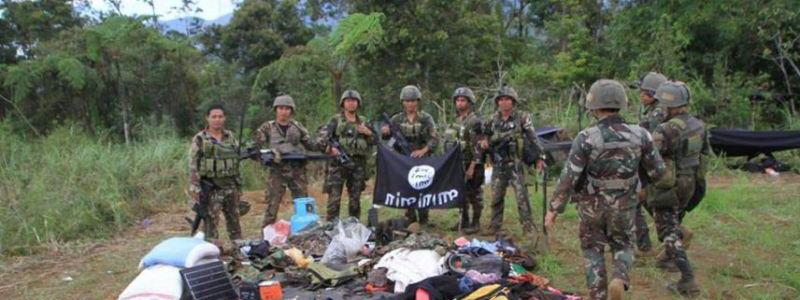 Troops take over jungle camp of ISIS-linked terrorist in Lanao del Sur