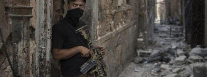 Two people wounded in armed attack against Islamic State family's house west of Anbar