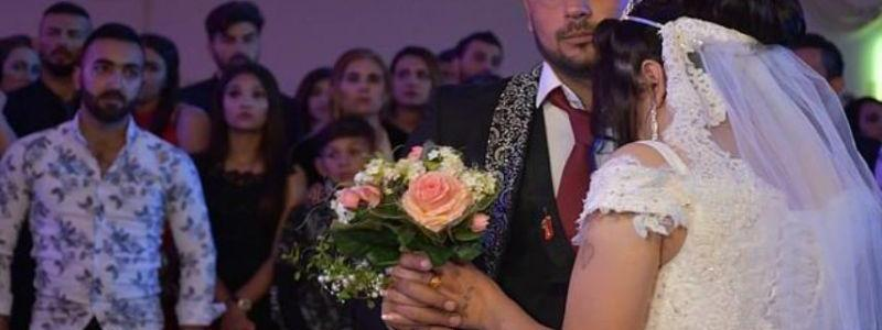 Yazidi sex slave who was gang raped and tortured by ISIS marries soulmate