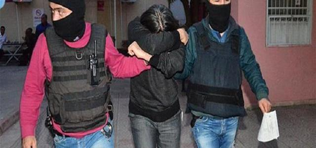 11 ISIS and al-Nusra suspects detained in operation in Turkey's Adana