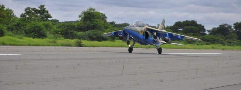 Air Task Force destroyed terrorists training camp at Malkonory in Borno