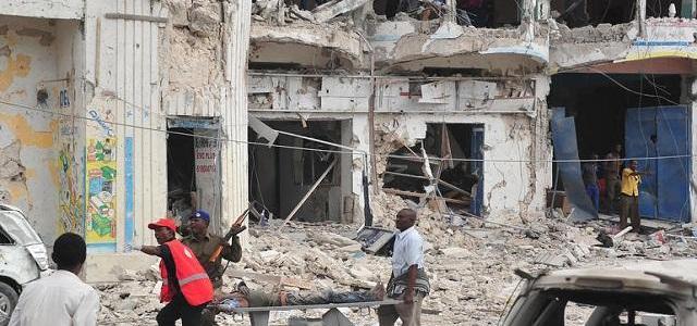 Al Qaeda-linked group Al-Shabab claims deadly hotel attack in Somalia