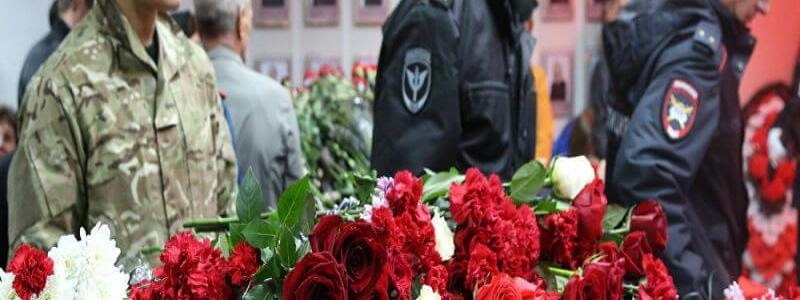 Attacks on police in Russia's Astrakhan by Islamic radicals