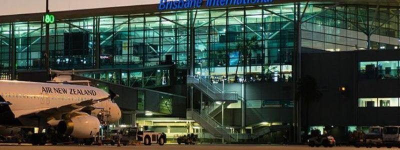 Bomb threat shuts Australia international airport