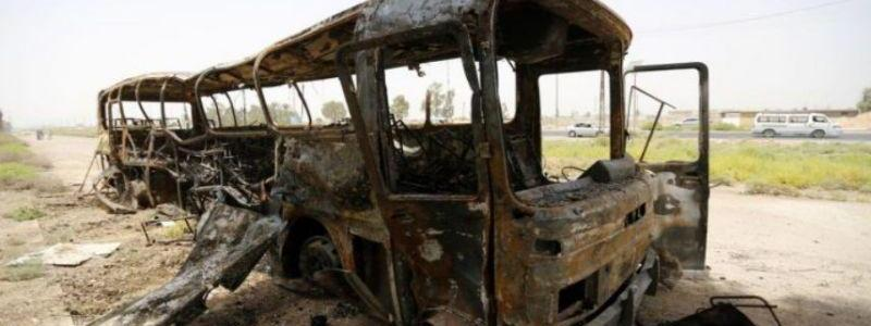 Bus carrying Iranian pilgrims in Iraq hit by terrorist attack