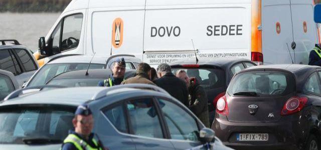 'Car ramming' foiled in Antwerp by Belgium police