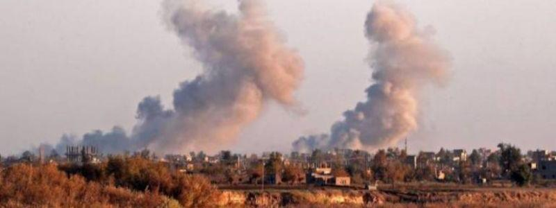 Clashes intensify between ISIS and US-backed forces in Deir Ezzor