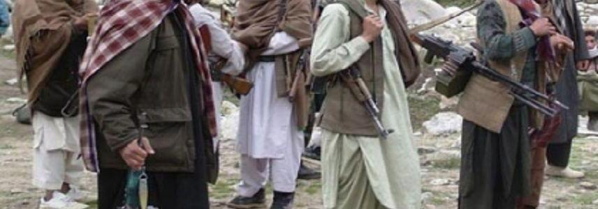 Conflicts erupted between ISIS terrorists and the Taliban