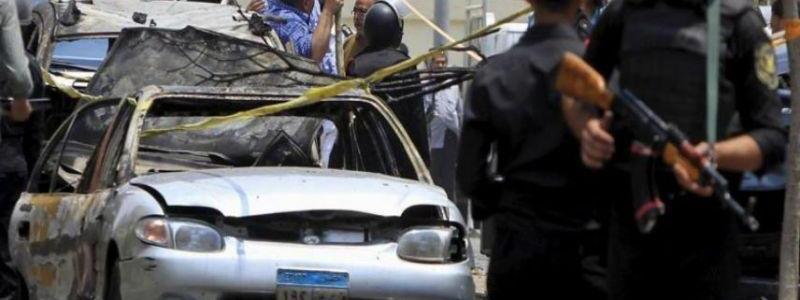 Egypt starts measures to counter terrorist hideouts
