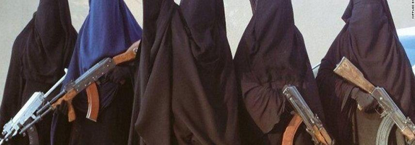 Four female ISIS recruits detained in Jawzjan swoop