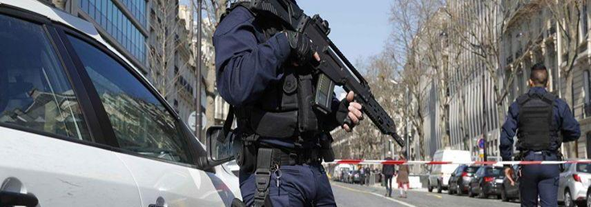 French police prevented terrorist attack and arrested Egyptian suspect