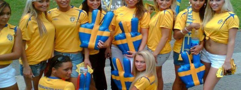 Half of Swedish women are afraid to go outside alone in some areas