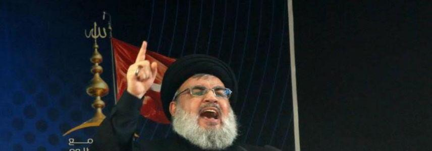 """Hezbollah's leader Nasrallah issued threat: """"Israel cannot avoid defeat against us"""""""