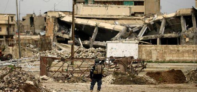 ISIS car bombing kills at least 20 people in Baghdad