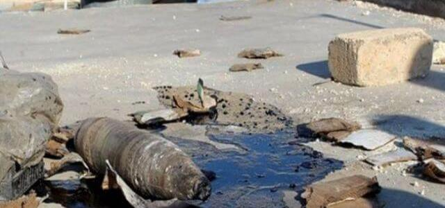 ISIS chemical missiles kill 4 civilians and wounds 25 others near Mosul