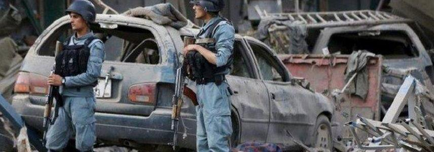 ISIS claims responsibility for one of the coordinated attacks in Kabul